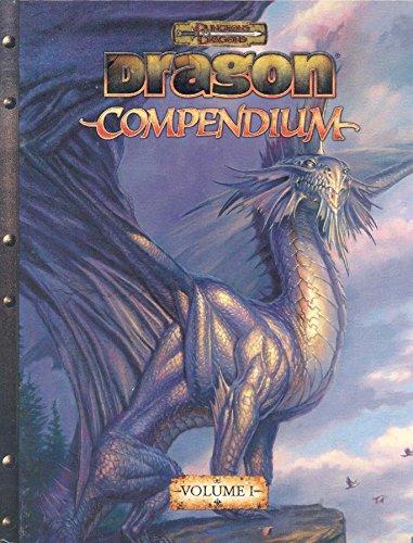9780977007141: Dragon Compendium, Vol. 1 (Dungeons & Dragons)