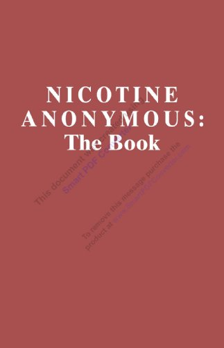 9780977011551: Nicotine Anonymous: The Book - Fifth Edition