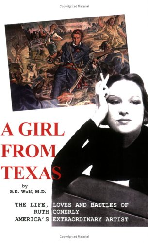 A Girl From Texas: S.E. Wolf