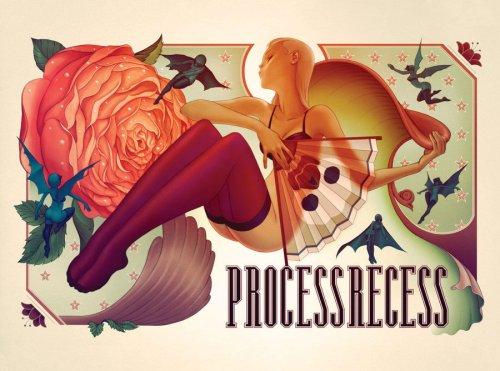 Process Recess V. 2 - Portfolio: Jean, James