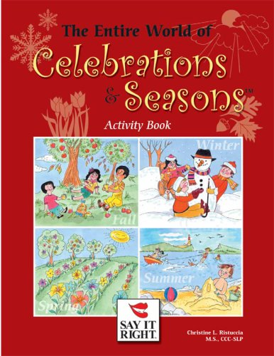 9780977041848: The Entire World of Celebrations & Seasons