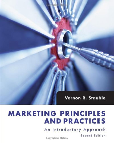 9780977052882: Marketing Principles and Practices: An Introductory Approach, Second Edition