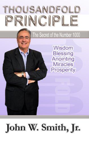 9780977056026: Thousandfold Principle: The Secret of the Number 1000