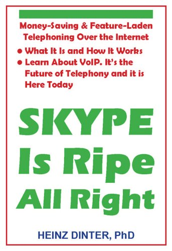 9780977057528: Skype Is Ripe All Right