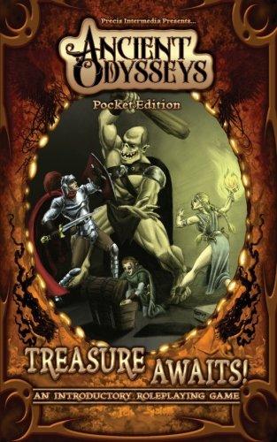 9780977067374: Ancient Odysseys: Treasure Awaits! Pocket Edition