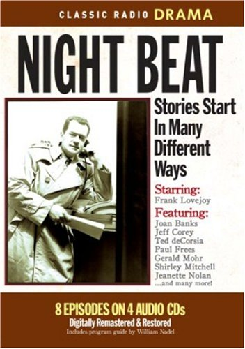9780977081981: Night Beat: Stories Start in Many Different Ways