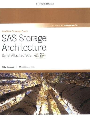 9780977087808: SAS Storage Architecture: Serial Attached SCSI