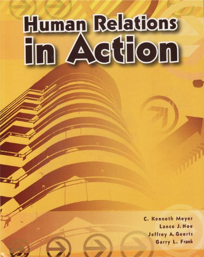 9780977088157: Human Relations in Action