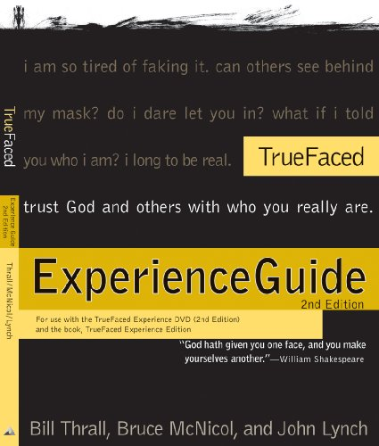 9780977090891: TrueFaced Experience Guide