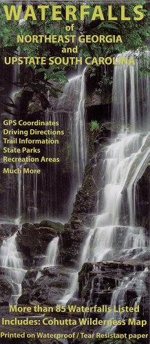 9780977091577: Waterfalls of Northeast Georgia and Upstate South Carolina