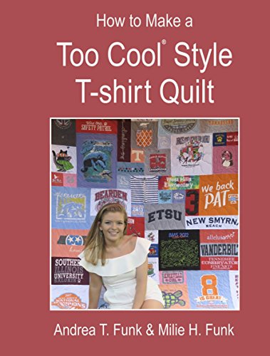 How to Make a Too Cool T-shirt: Andrea T. Funk
