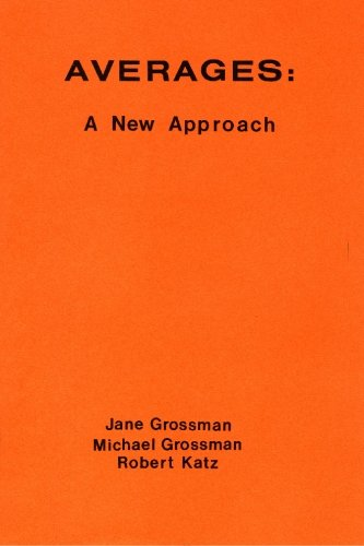 9780977117048: Averages: A New Approach