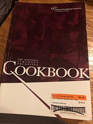 National Symphony Orchestra Cookbook