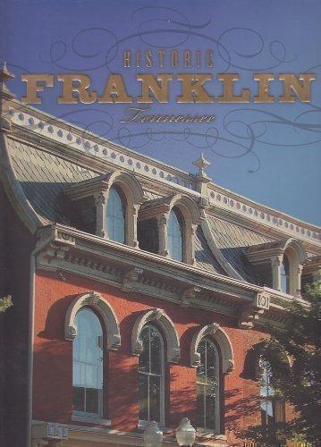 Historic Franklin Tennessee: Crutchfield, James A