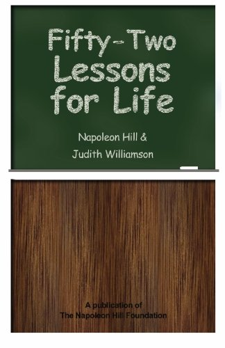 9780977146376: Fifty-Two Lessons for Life
