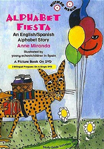 9780977151073: Alphabet Fiesta (Children's Picture Books on Video) (Multilingual Edition)