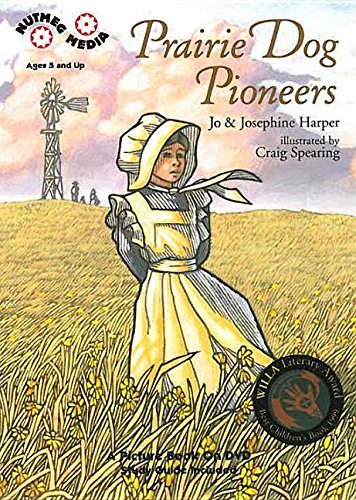 9780977151080: Prairie Dog Pioneers (Children's Picture Books on Video) (Multilingual Edition)