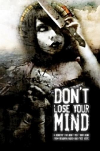 9780977153435: Don't Lose Your Mind (Don't Rest Your Head RPG)