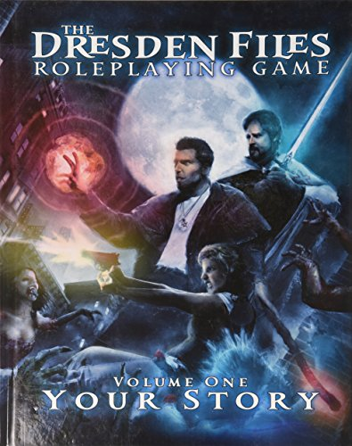 9780977153473: Dresden Files RPG: Core Rulebook Volume 1 - Your Story