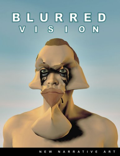 Blurred Vision 2: New Narrative Art (0977161226) by Various Artists