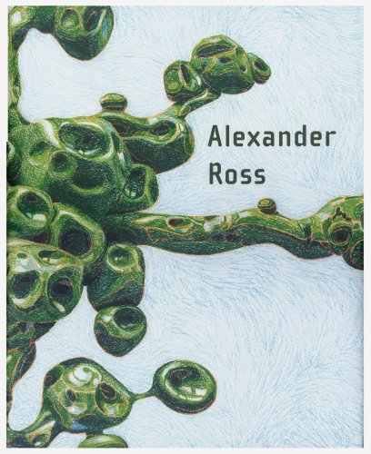 9780977171439: Alexander Ross: Drawings 2000-2008