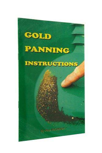 Gold Panning Instructions: Dave McCracken