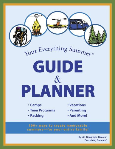9780977175307: Your Everything Summer Guide & Planner