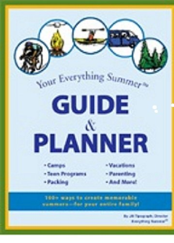 9780977175314: Your Everything Summer Guide & Planner
