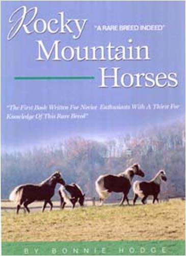 9780977196920: Rocky Mountain Horses