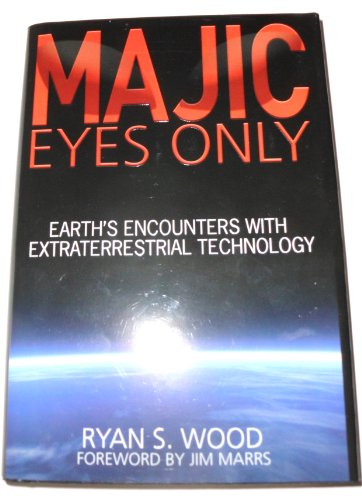 9780977205905: Majic Eyes Only