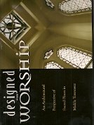 9780977209217: Designed for Worship: An Architectural Perspective of Sacred Places in Middle Tennessee