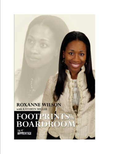 9780977209910: Footprints in the Boardroom