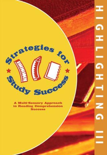 9780977211029: Strategies for Study Success, Highlighting III