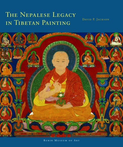 The Nepalese Legacy in Tibetan Painting (Masterworks of Tibetan Painting): Jackson, David P.