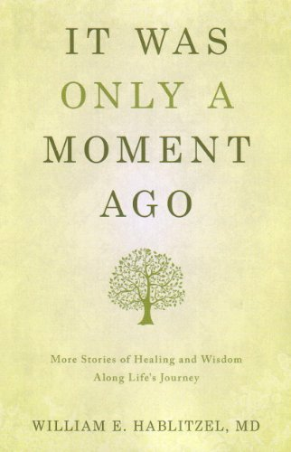 9780977218547: It Was Only a Moment Ago: More Stories of Healing and Wisdom Along Life's Journey