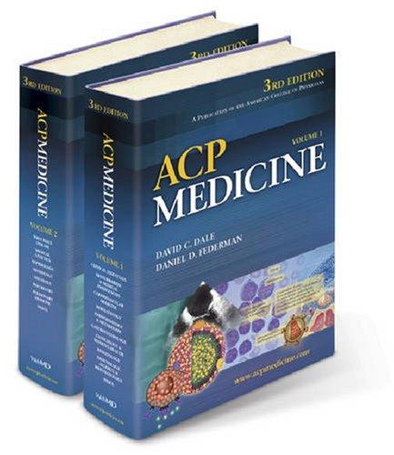 9780977222612: ACP Medicine