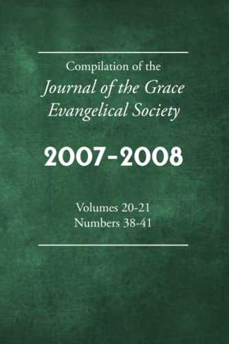 9780977227471: Journal of the Grace Evangelical Society