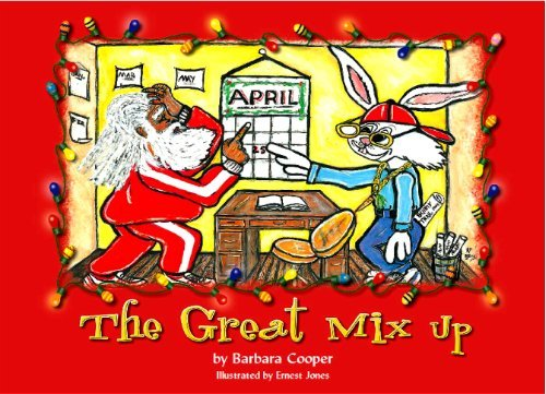 The Great Mix Up: Barbara Cooper