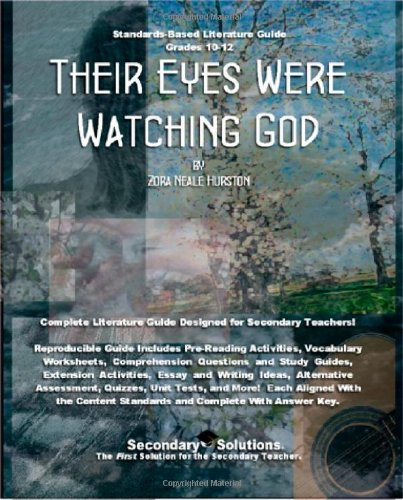 their eyes were watching god secondary solutions free