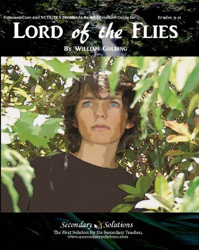 9780977229567: Lord of the Flies Literature Guide (Secondary Solutions)
