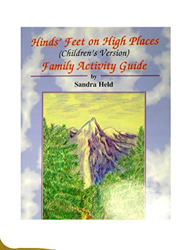 9780977230303: Hinds' Feet on High Places (Children's Version) Family Activity Guide