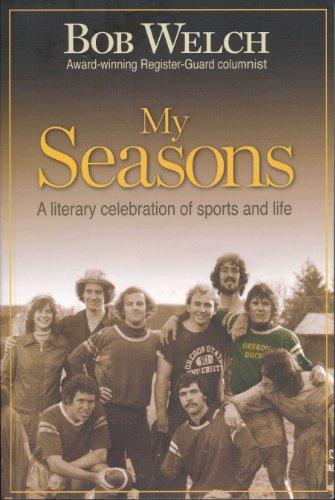 9780977230617: MY SEASONS Literary Celebration of Sports and Life