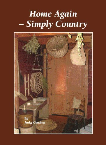 Home Again - Simply Country: Judy Condon