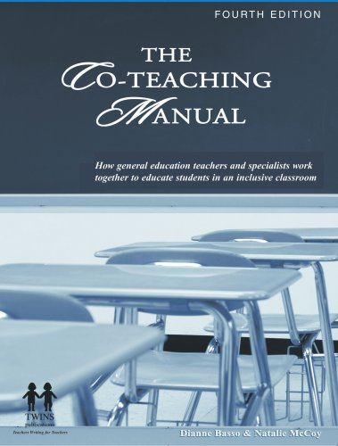 9780977240111: The Co-Teaching Manual: How general education teachers and specialists work together to educate students in an inclusive classroom