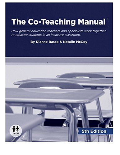 9780977240180: The Co-Teaching Manual: How general education teachers and specialists work together to educate students in an inclusive classroom 5th Edition