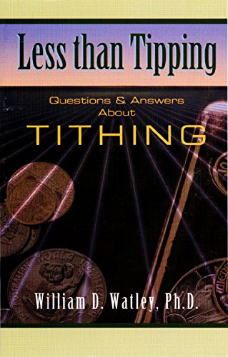 9780977240906: Less than Tipping/ Questions & Answers about Tithing
