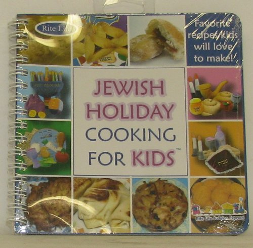 9780977256013: Jewish Holiday Cooking for Kids