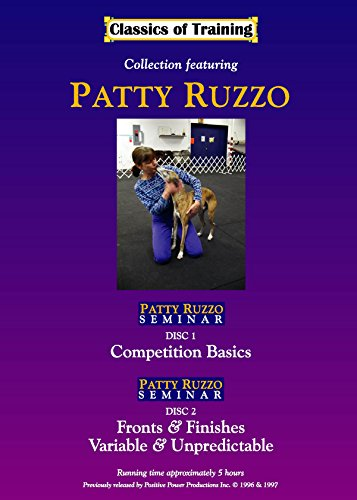 9780977264841: Patty Ruzzo Classics: Competition Basics, Fronts & Finishes, Variable & Unpredictable