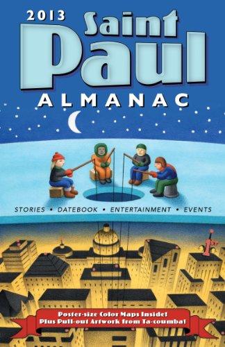 9780977265190: 2013 Saint Paul Almanac