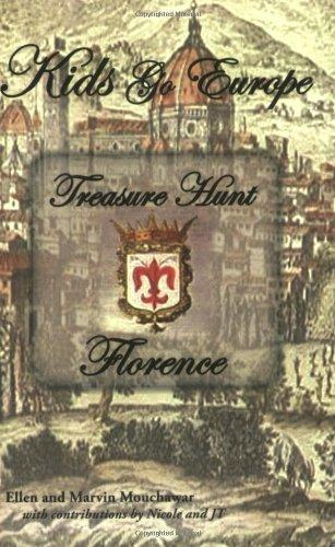 9780977269914: Kids Go Europe: Treasure Hunt Florence